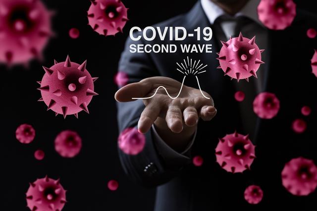 新型コロナウイルス 第二波
