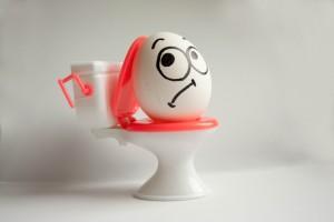 シャワートイレの使い方